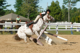 Show jumping - what to do with a horse who... part 3